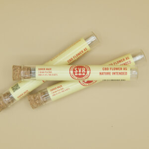 Suver Haze CBD Hemp Flower pre rolls